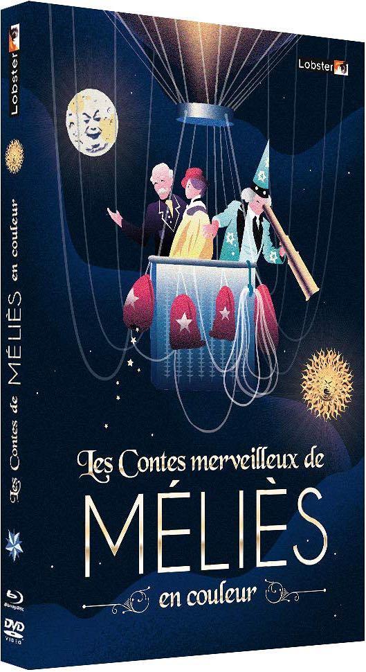 Les contes merveilleux de Méliès en couleur / Georges Méliès, réal., scénario   Méliès, Georges. Réalisateur