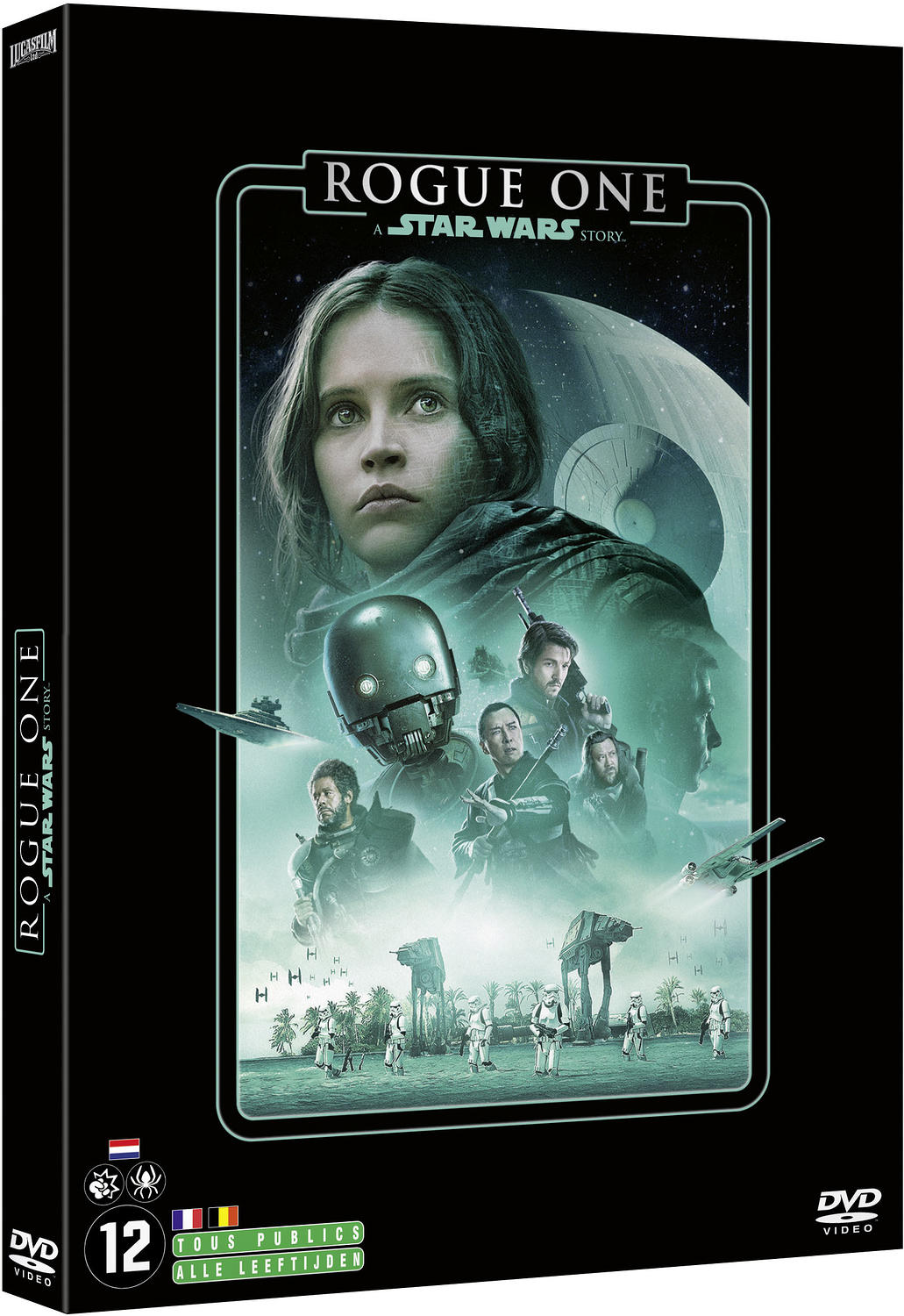 Rogue One : A star wars story | Edwards, Gareth. Monteur