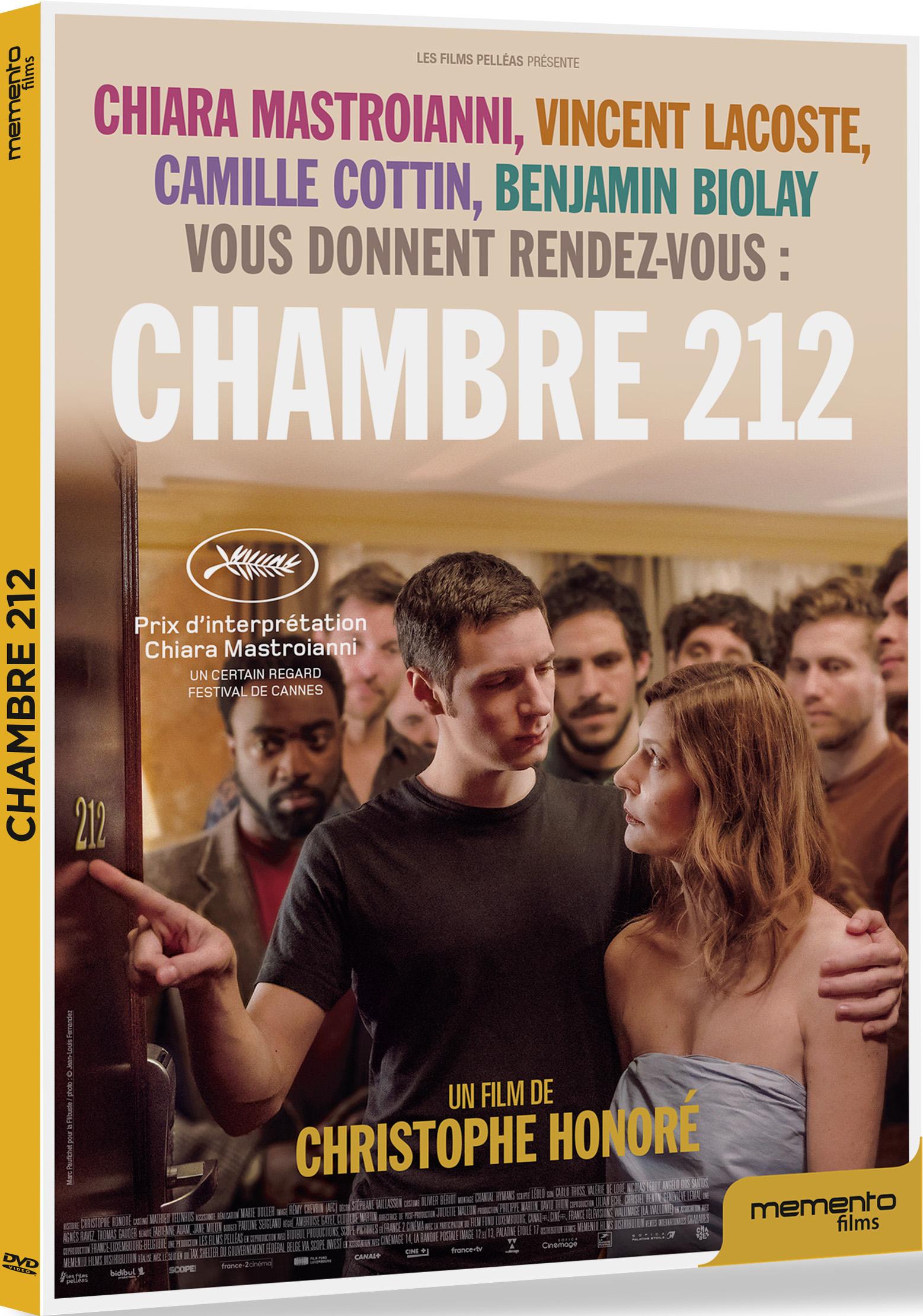 """Afficher """"Chambre 212"""""""