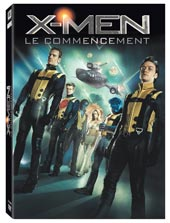 Vignette du document X-Men - Le Commencement