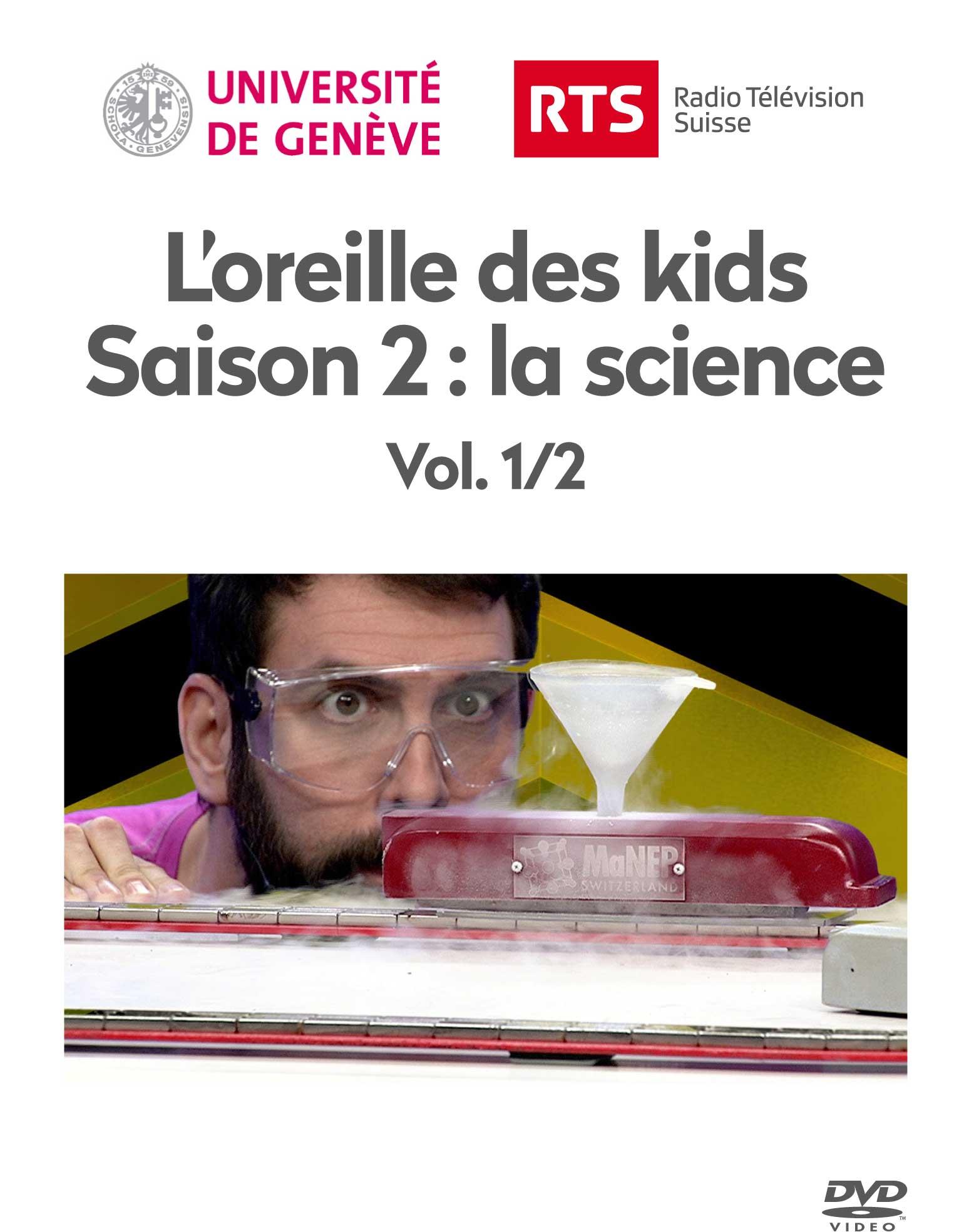 L'oreille des kids (1) : La science.