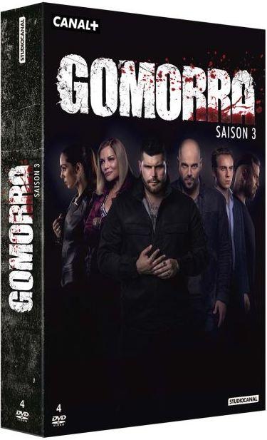Gomorra : saison 3 | Sollima, Stefano. Metteur en scène ou réalisateur