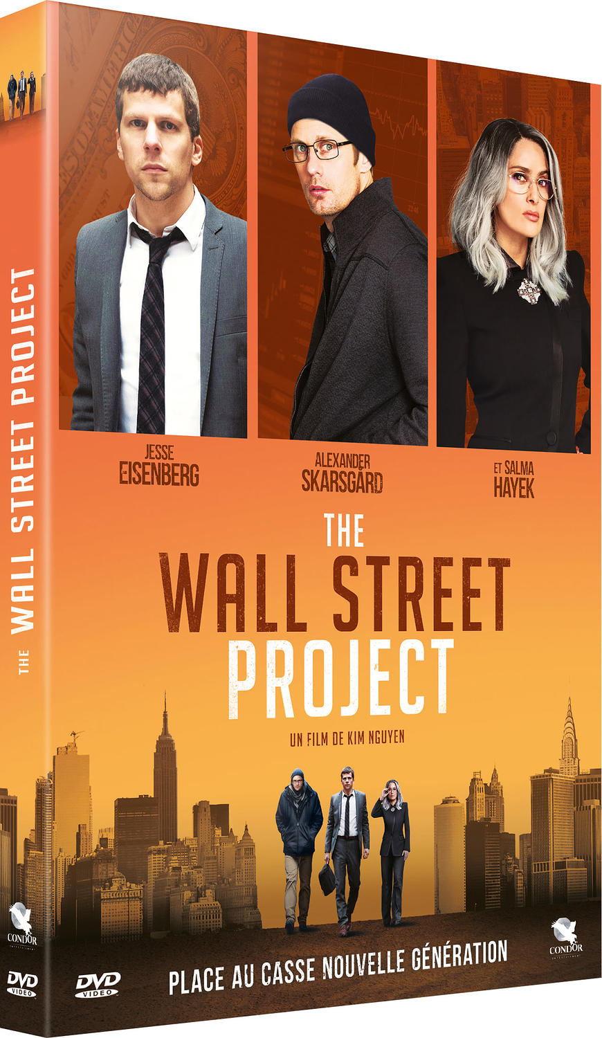 Wall Street Project (The) | Nguyen, Kim. Réalisateur