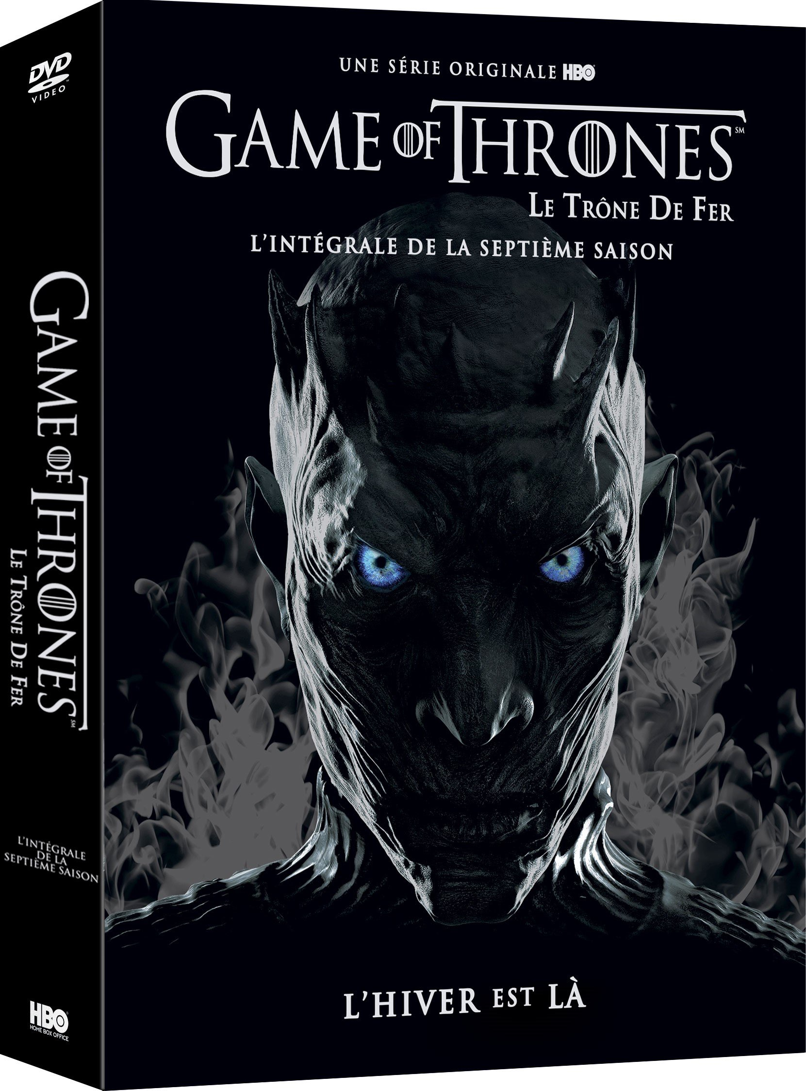 Game of thrones (07) : Game of Thrones : Le Thrône de Fer, L'Hiver est là. 07