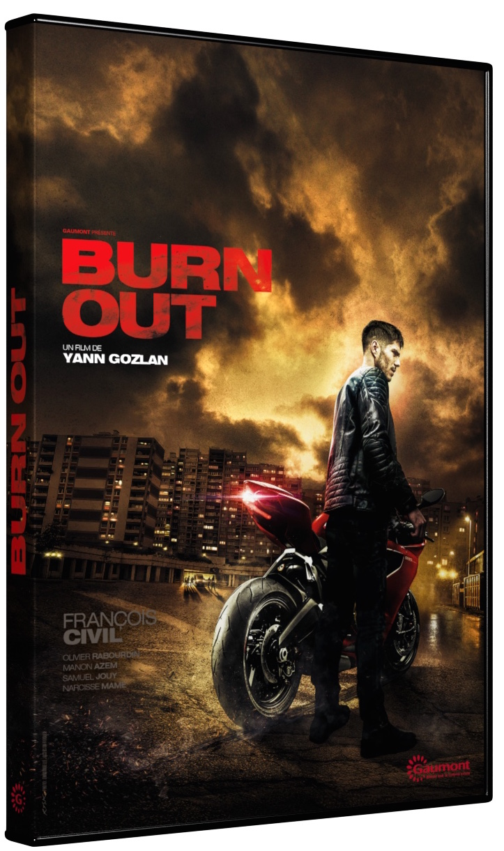 Burn out : Film DVD
