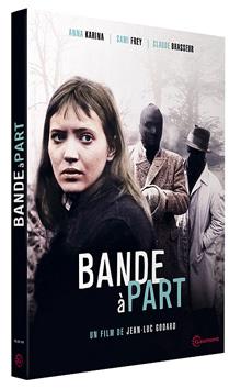 Bande à part / Jean-Luc Godard, réal., scénario | Godard, Jean-Luc (1930-....). Réalisateur. Scénariste