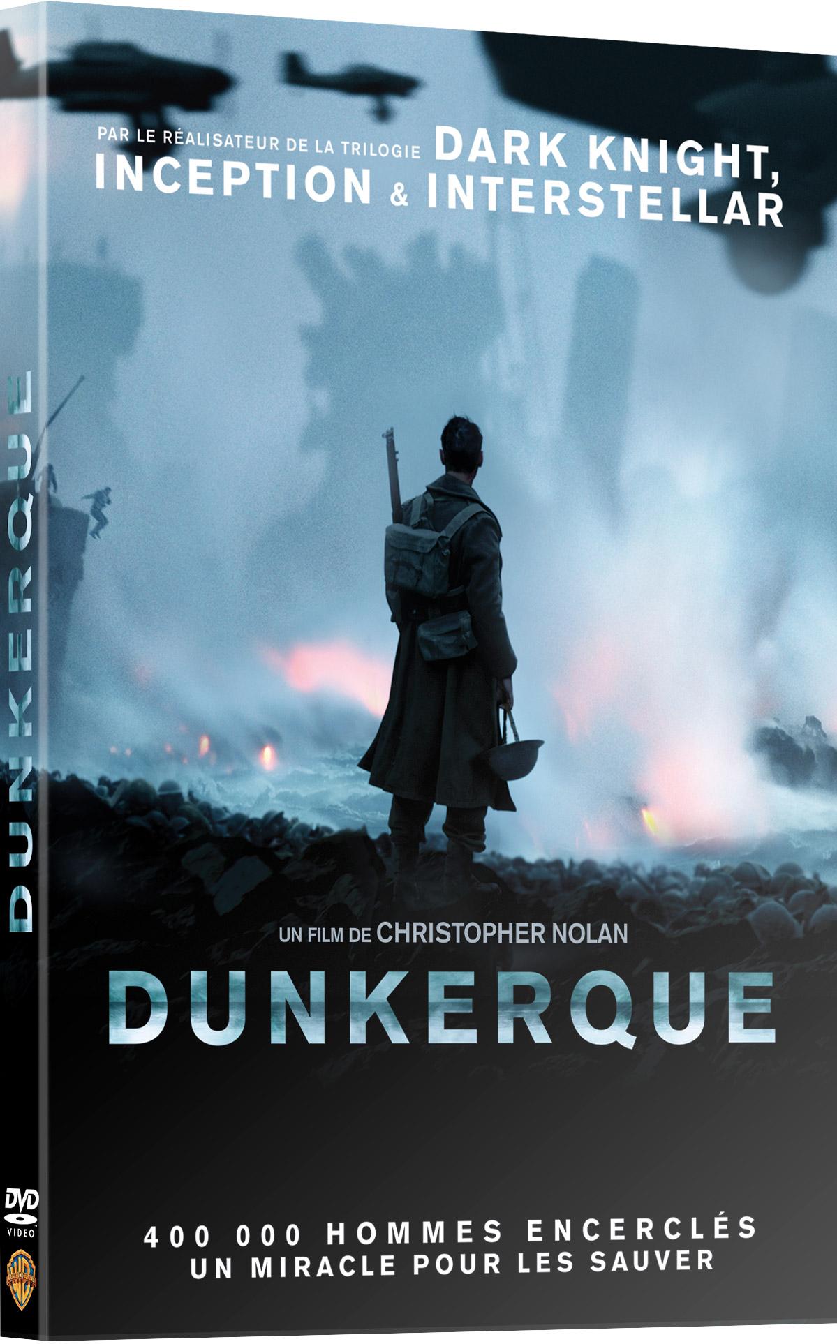 Dunkerque | Nolan, Christopher (1970-....). Réalisateur