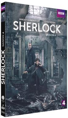 Sherlock (4) : Sherlock. Saison 4