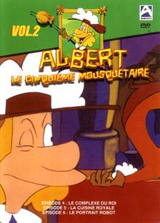 Albert, le cinquième mousquetaire vol. 2