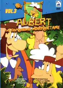Albert, le cinquième mousquetaire vol. 3