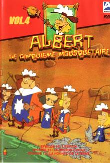 Albert, le cinquième mousquetaire vol. 4