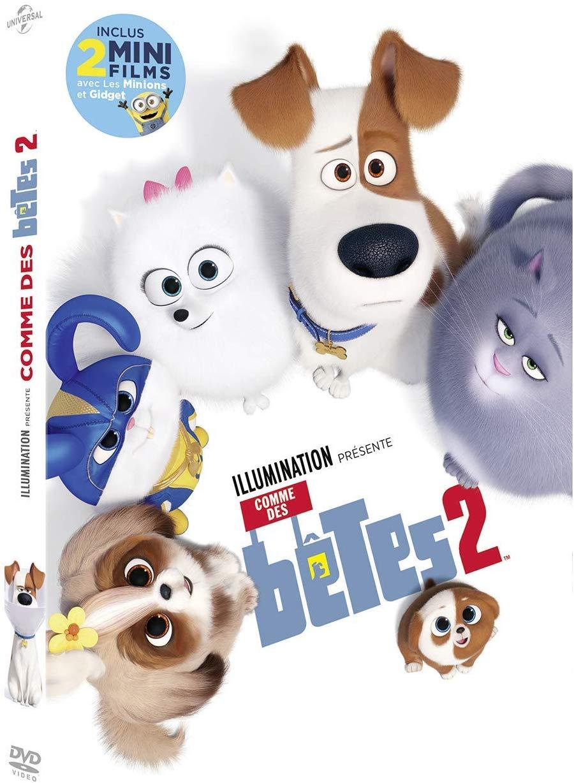 Comme des bêtes. 2 = The Secret Life of Pets 2 / Chris Renaud, réalisateur   Renaud, Chris - réalisateur, acteur et producteur. Monteur