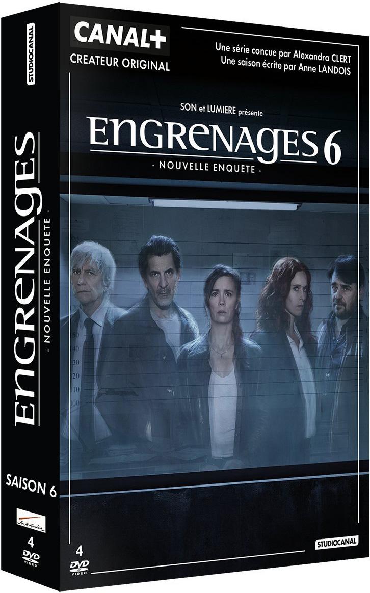 Engrenages (6) : Engrenages. Saison 6
