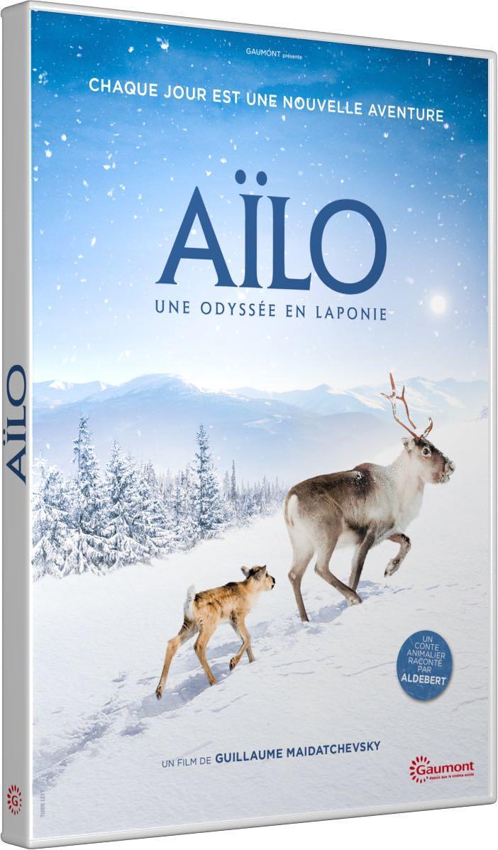 Aïlo : Une odyssée en Laponie | Maidatchevsky, Guillaume. Metteur en scène ou réalisateur