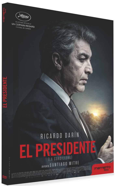 El presidente : Film DVD