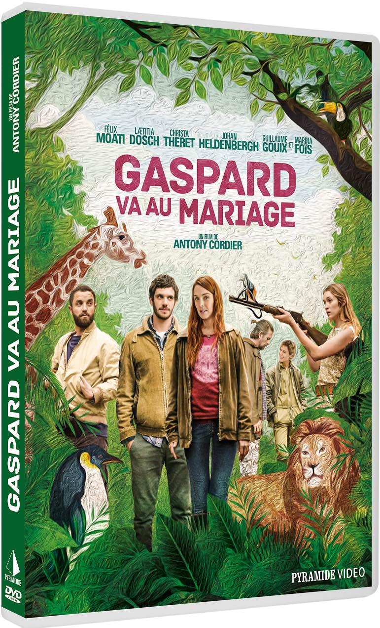 Gaspard va au mariage | Cordier, Antony. Réalisateur