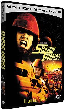 Starship troopers / Paul Verhoeven, réal. | Verhoeven, Paul (1938-....). Réalisateur