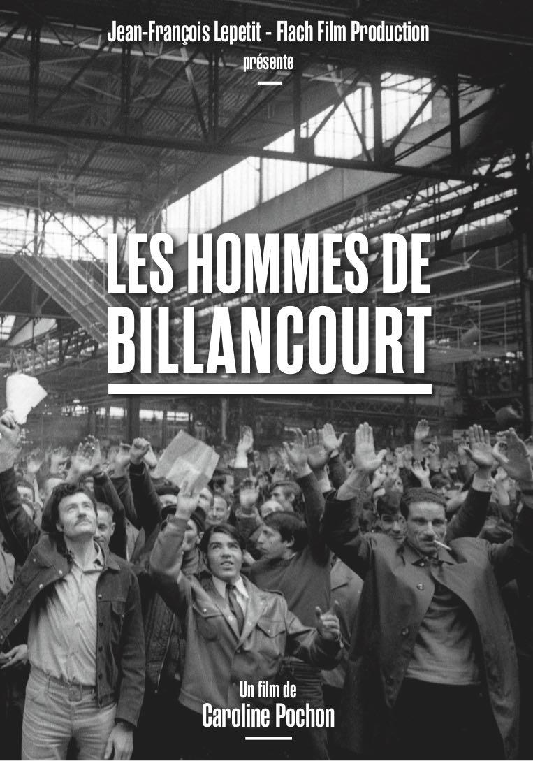 Les  hommes de Billancourt