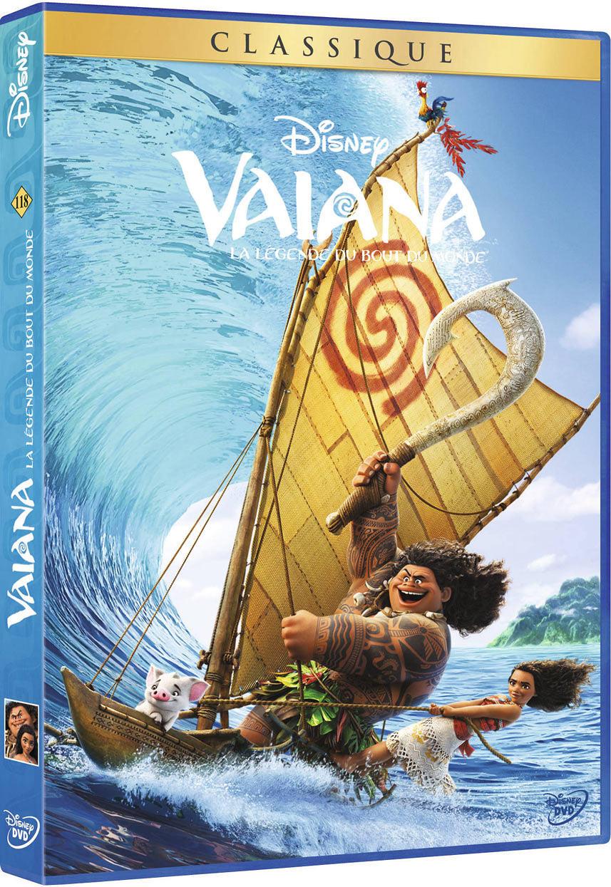Vaiana : La légende du bout du monde