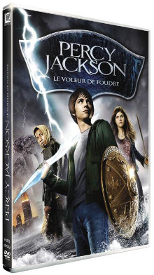 Percy Jackson : le voleur de foudre = Percy Jackson & [and] the Olympians : the lightning thief / Chris Columbus | Columbus, Chris. Réalisateur