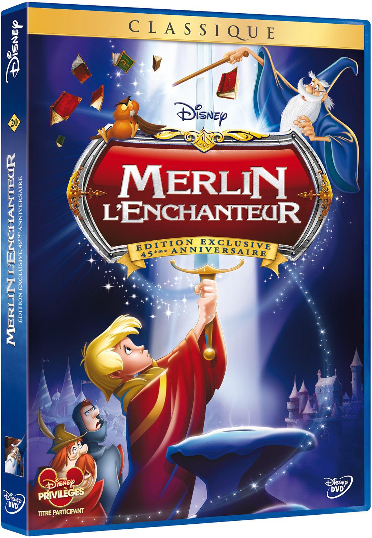 """Afficher """"Merlin l'enchanteur"""""""