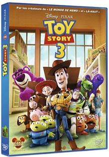 Toy Story 3   Unkrich, Lee. Antécédent bibliographique