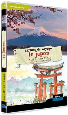 Carnets de voyage : le Japon