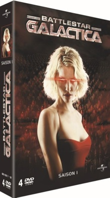 Battlestar Galactica  : Saison 1 intégrale | Rymer, Michael. Metteur en scène ou réalisateur