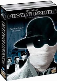 L'Homme invisible : Première saison | Richards, Pennington. Metteur en scène ou réalisateur