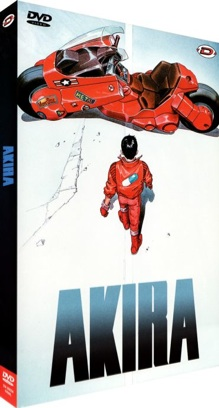 Akira | Katsuhiro, Otomo. Antécédent bibliographique