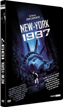 New York 1997 = Escape from New York | Carpenter, John (1948-....). Compositeur