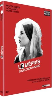 Le mépris / Jean-Luc Godard, réal.   Godard, Jean-Luc (1930-....). Réalisateur