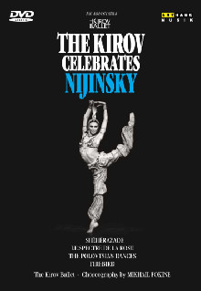 The Kirov celebrates Nijinsky  | Ross MacGibbon (19..-....)