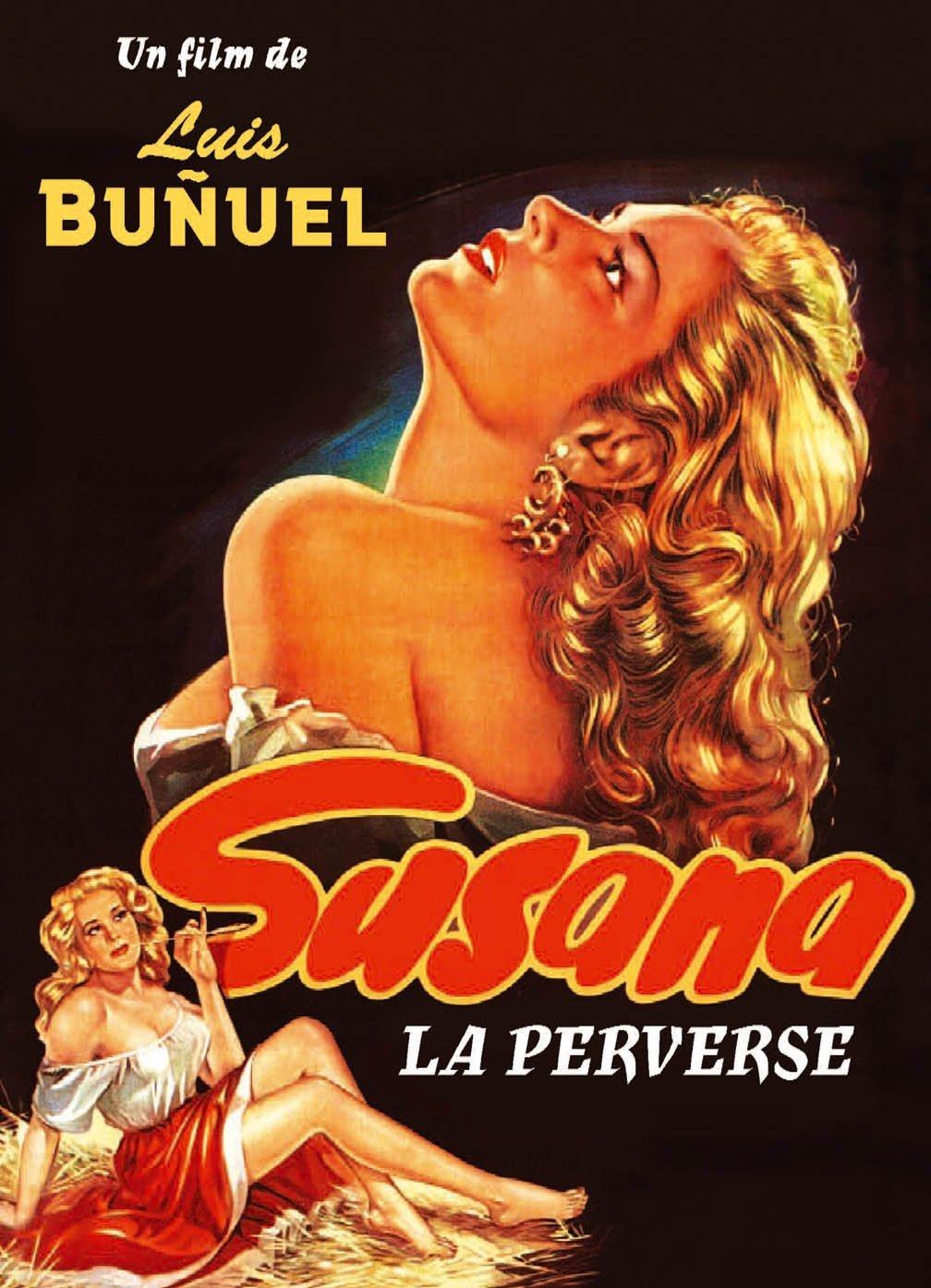 Susana : demonio y carne |