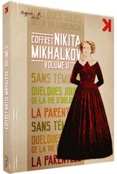 Coffret Nikita Mikhalkov. Volume 2, , Quelques jours de la vie d'Oblomov, La parentèle, Sans témoins |