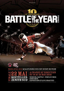 Battle of the year : France 10 |