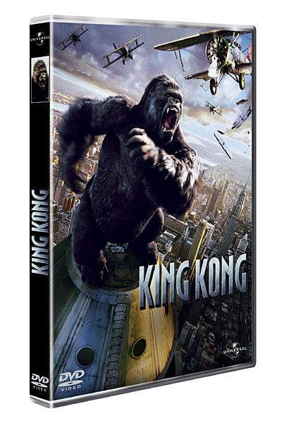 King Kong    Peter Jackson (1961-....)