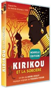 Kirikou et la sorcière | Ocelot, Michel (1964-....). Réalisateur