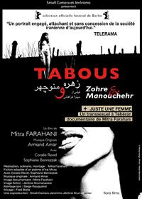 Tabous = Zohre et Manouchehr   