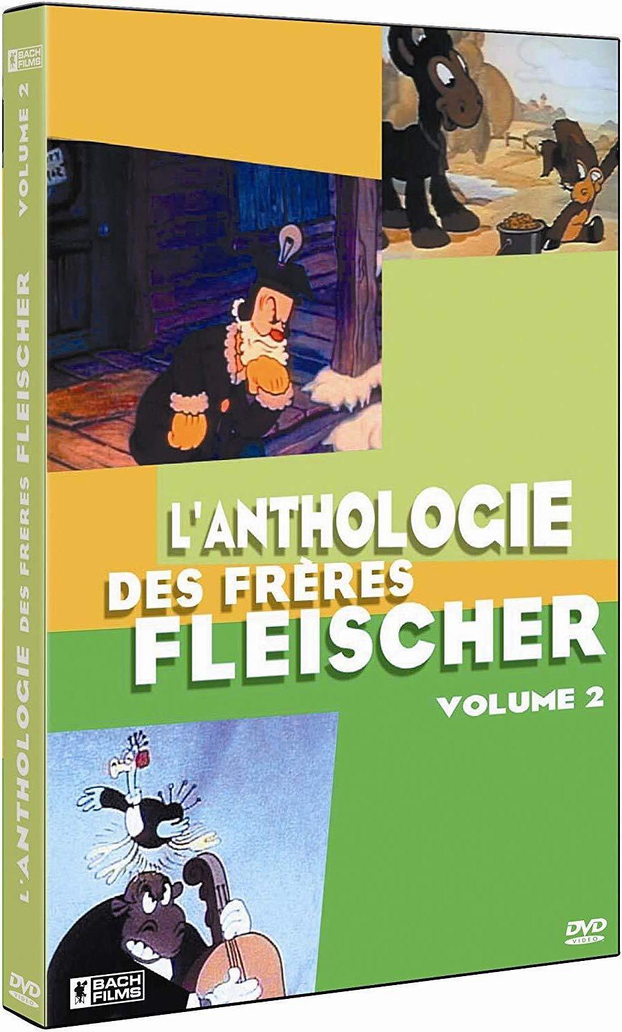 L'anthologie des Frères Fleischer. Volume 2 |