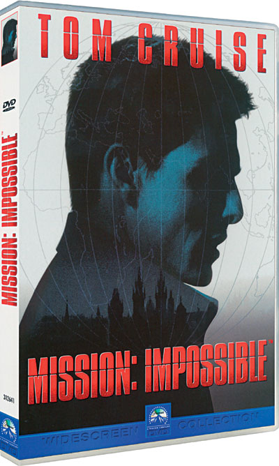 Mission : impossible  | Brian De Palma (1940-....)