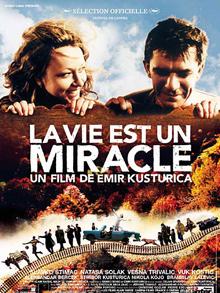 La vie est un miracle |