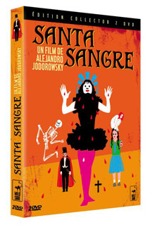 Santa Sangre : édition collector |