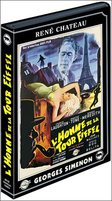 L'homme de la Tour Eiffel = The man on the Eiffel Tower |