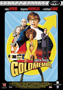 Austin Powers dans Goldmember  | Jay Roach (1957-.... )