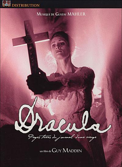 Dracula, pages tirées du journal d'une vierge = Dracula : pages from a virgin's diary | Guy Maddin (1956-....). Metteur en scène ou réalisateur