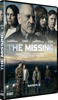 The Missing : Saison 2   Chanan, Ben. Metteur en scène ou réalisateur