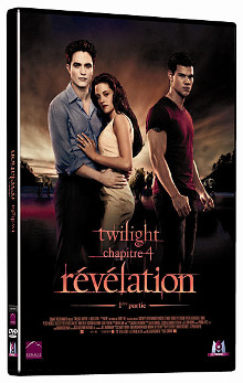 Twilight - Chapitre IV : Révélation = The Twilight Saga: Breaking Dawn - Part 1 |