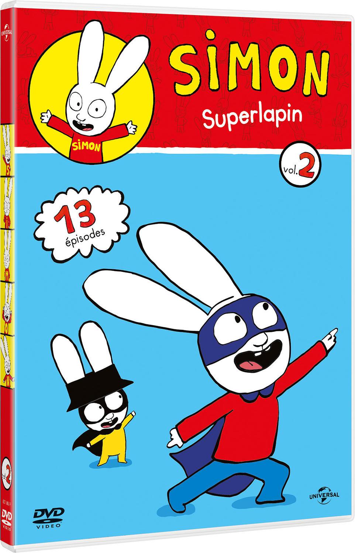 Simon. vol.2 : Superlapin / Julien Cayot, réal. | Cayot, Julien. Réalisateur