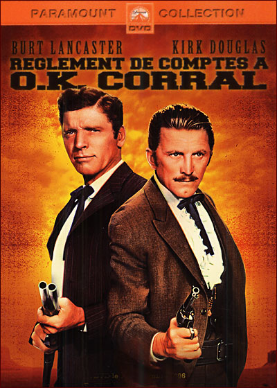 Règlement de comptes à O.K. Corral  = Gunfight at the O.K. Corral |